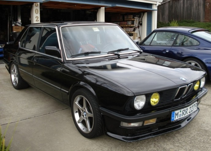 1988 Bmw 535is 171 The Motoring Enthusiast