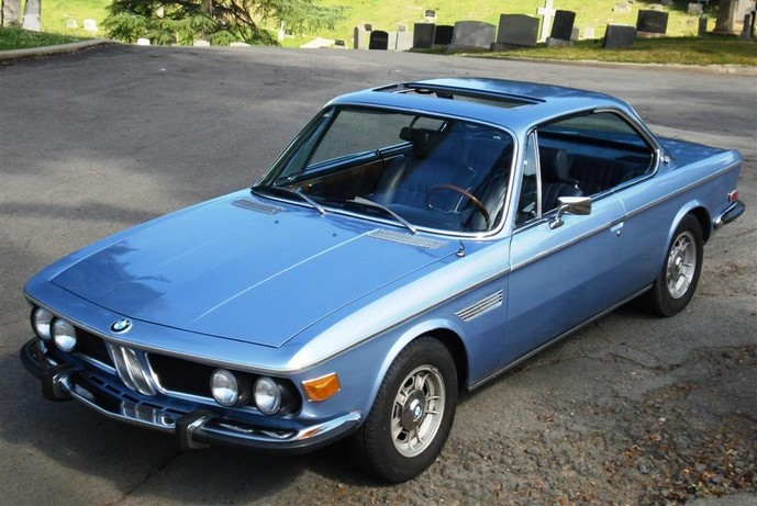 1972 BMW CS Coupe E9 3.0 for sale