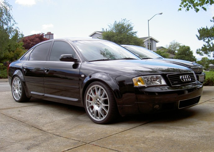 2001 Audi A6 4 2 171 The Motoring Enthusiast