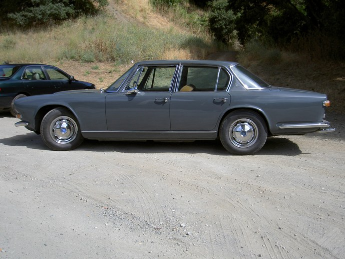 1967 Maserati Quattroporte Series I not for sale