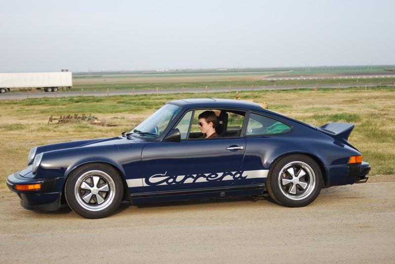 Porsche Carrera 1987 1974