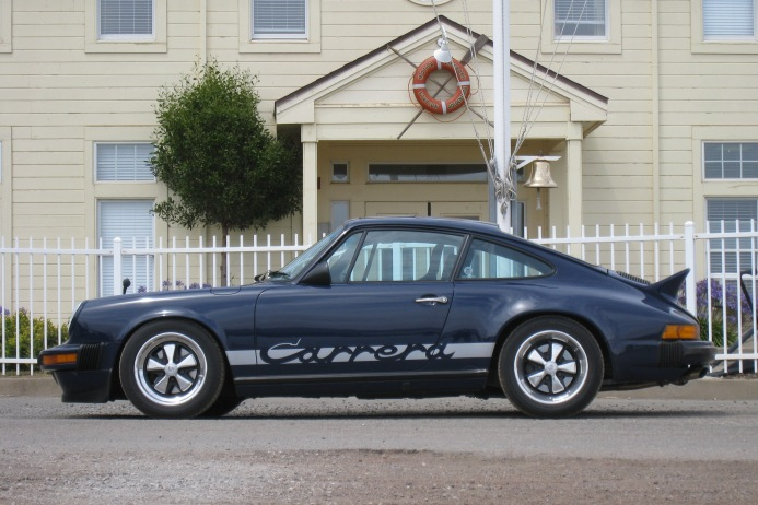 Porsche Carrera 3.2 Coupe