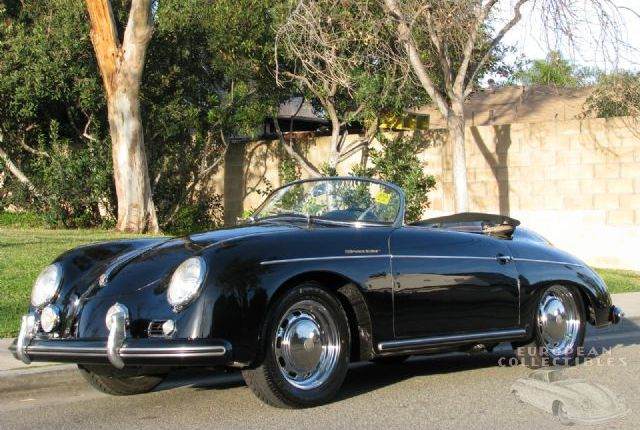 Porsche 356a Speedster For Sale. 1958 Porsche 356A Speedster