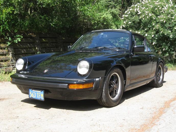 1977 Porsche 911S Coupe for sale