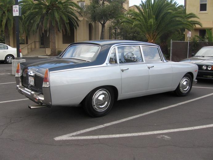 Lancia Flaminia 2.8 Berlina Sedan not for sale
