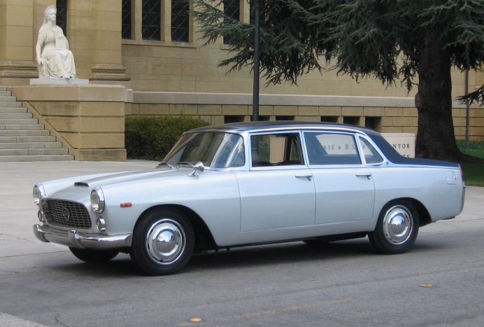 Lancia Flaminia Sedan Berlina 2.8