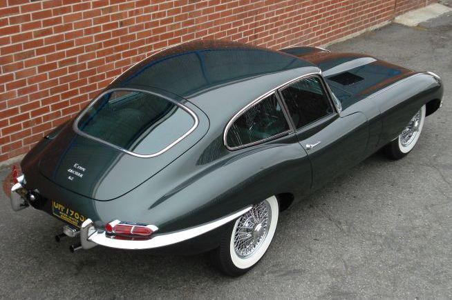 1967 Jaguar Series I 4.2 E-Type XKE Coupe FHC