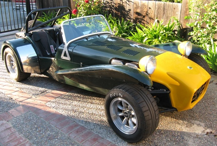Lotus Caterham Seven 7 For Sale