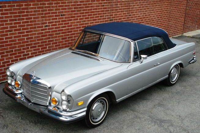 1970 Mercedes-Benz 280SE 3.5 Cabriolet for sale