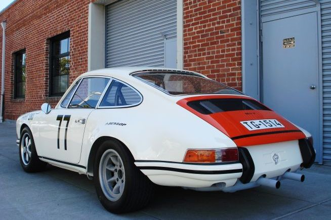 1968 Porsche 911 T/R Homologation for sale