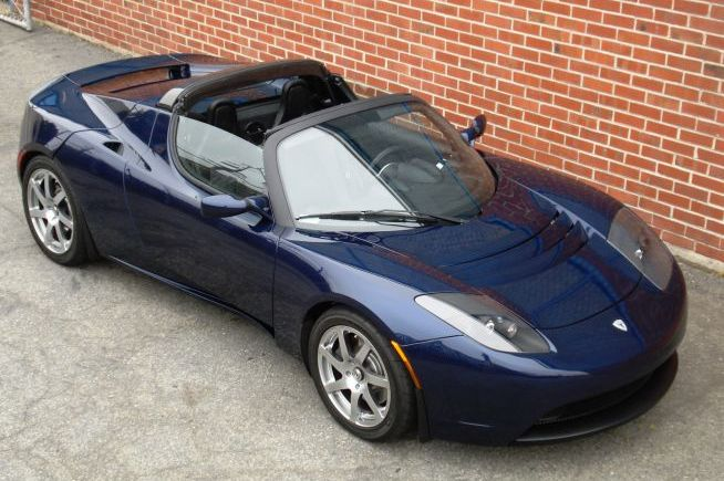 2008 Tesla Roadster Signature 100