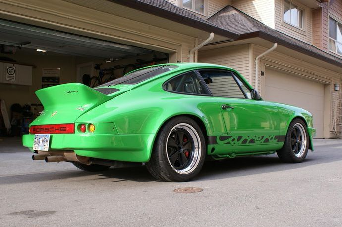1984 Porsche 911 Coupe Hot Rod For Sale