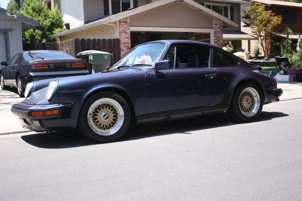 1986 Porsche Carrera 3.2 Coupe For Sale