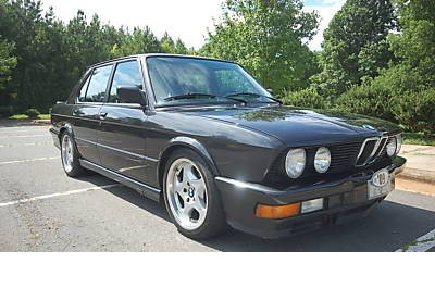 1985 BMW M535i for sale