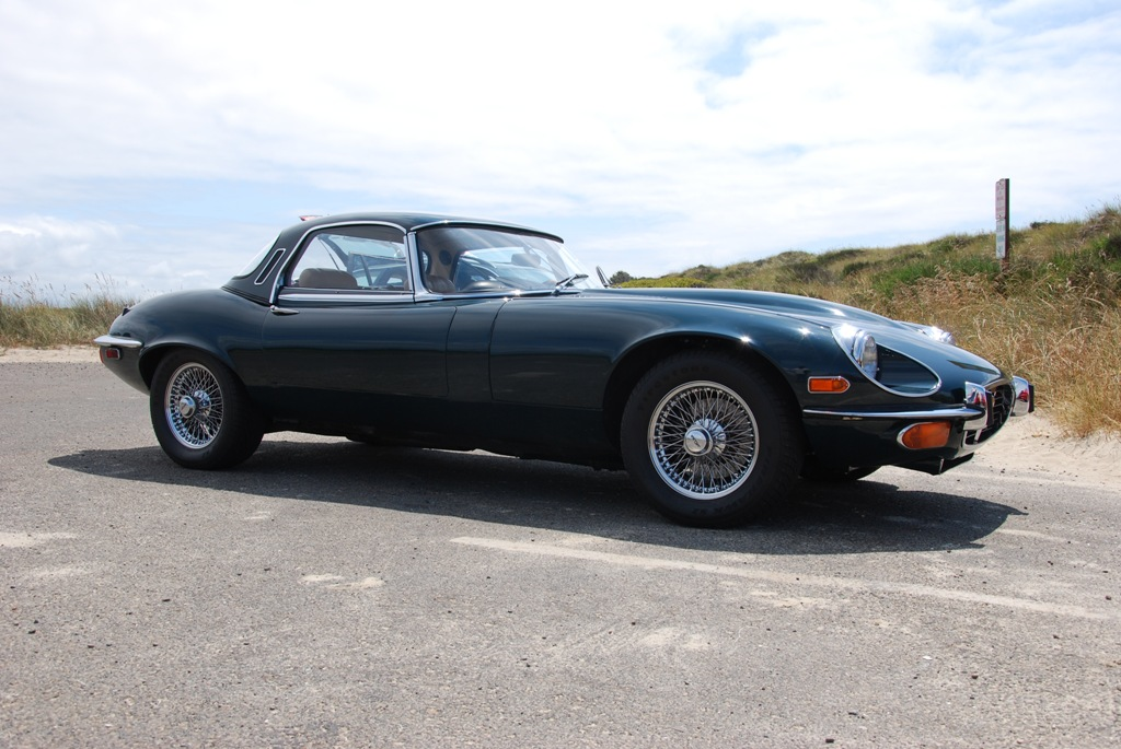 1974 Jaguar E-Type XKE V12 OTS Roadster for sale