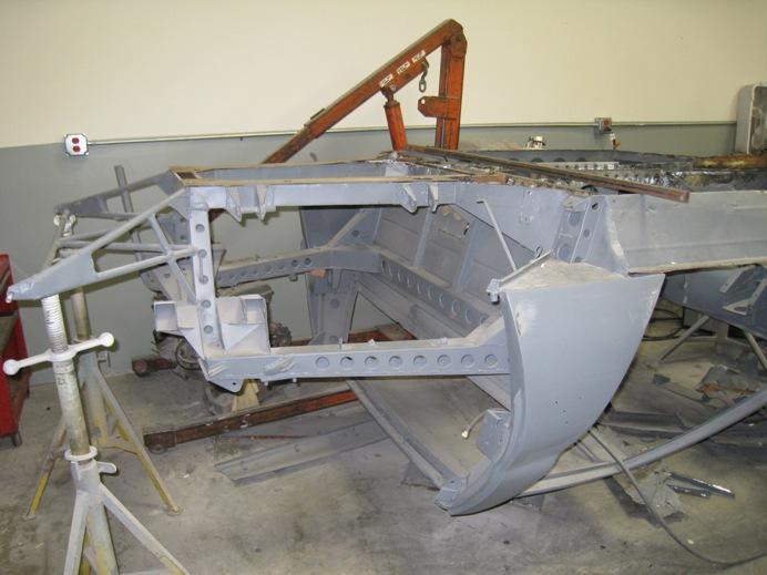 1969 Lamborghini Miura S Restoration