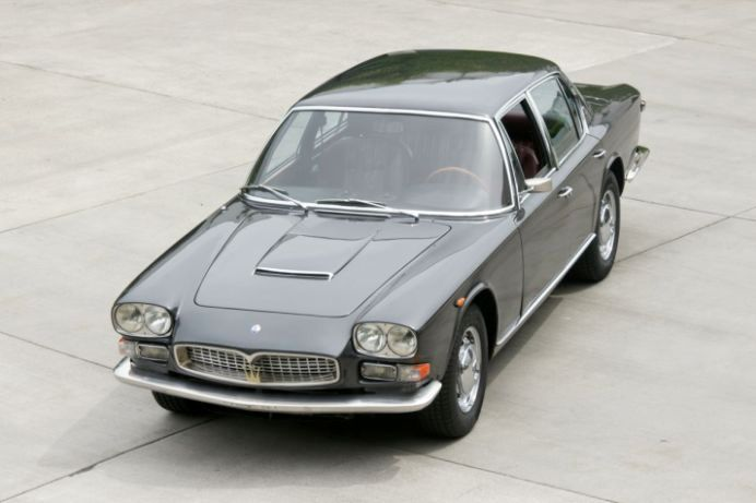 1967 Maserati Quattroporte Series I For Sale