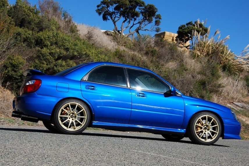 Wrx For Sale >> 2004 Subaru WRX STi for sale « The Motoring Enthusiast