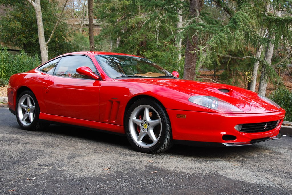 1999 Ferrari 550 Maranello For Sale « The Motoring Enthusiast