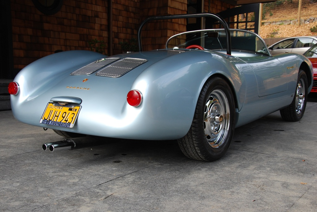 Porsche 550 spyder replica for sale