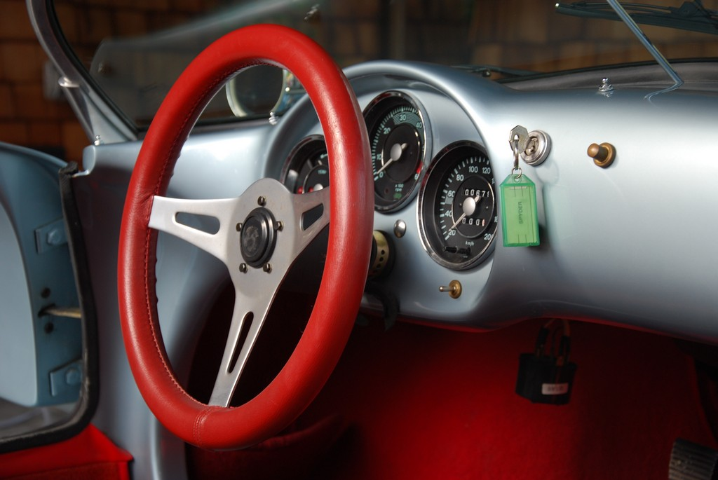 1956 2002 Porsche Beck 550 Spyder for sale