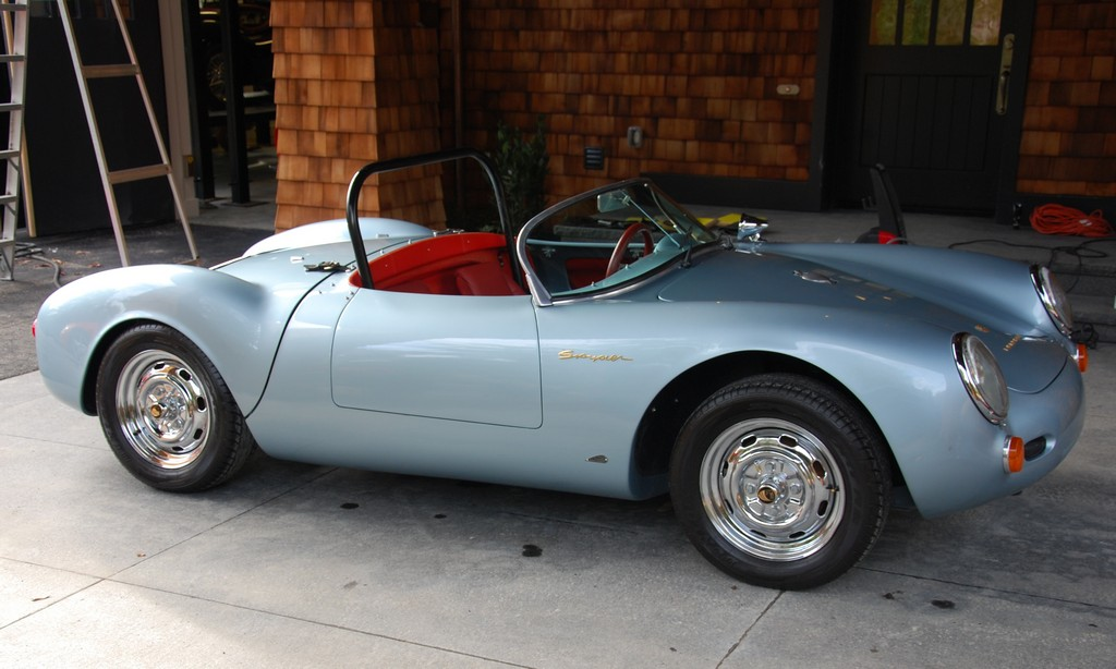 1956 2002 Beck Porsche 550 Sypder Replica For Sale 171 The