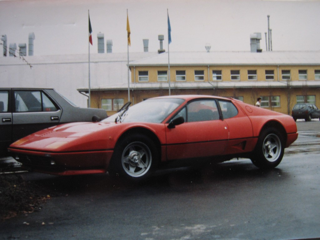 1984 Ferrari 512 BBi berlinetta boxer for sale