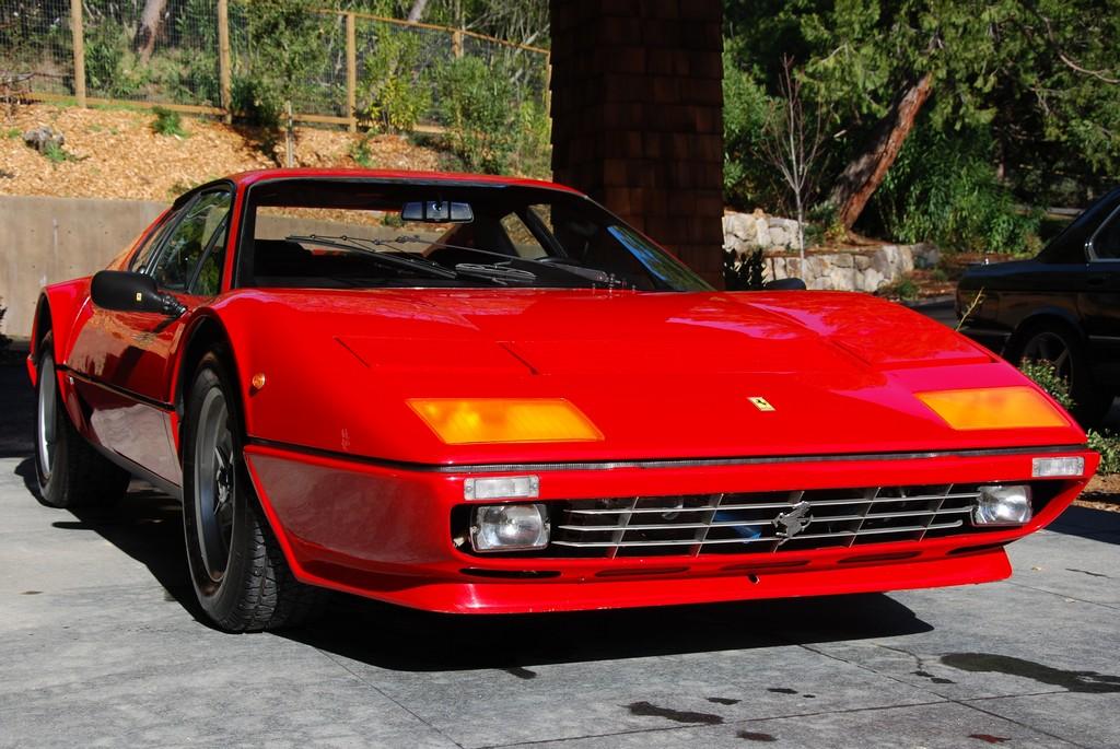 Ferrari boxer for sale