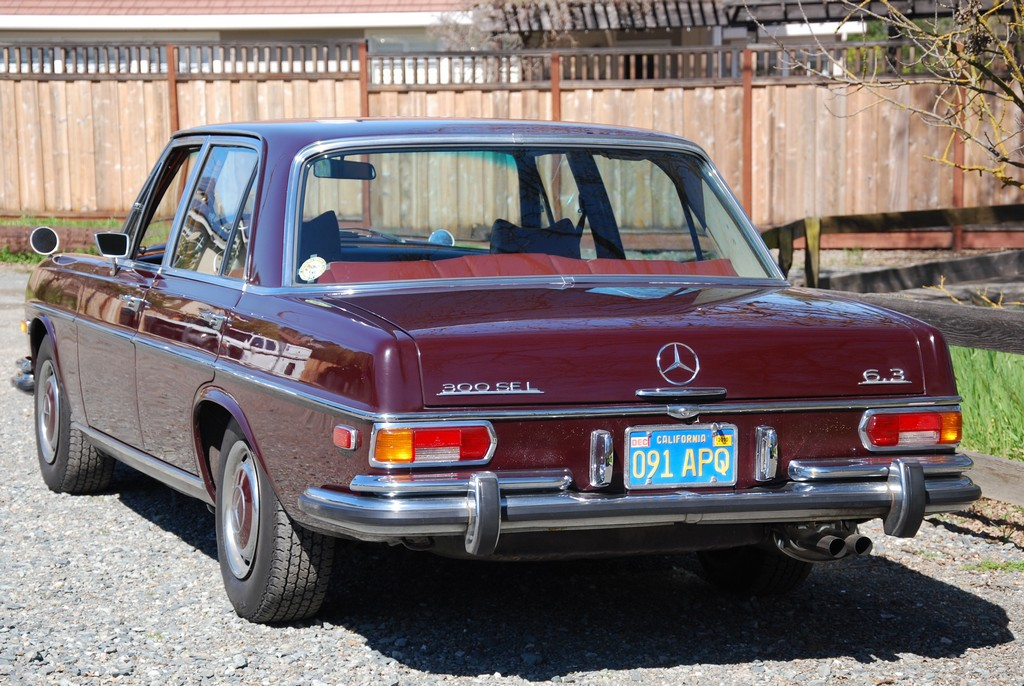 1970 Mercedes 300SEL 6.3 For Sale