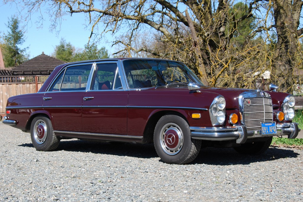 1970 Mercedes-Benz 300 SEL 6.3 For Sale