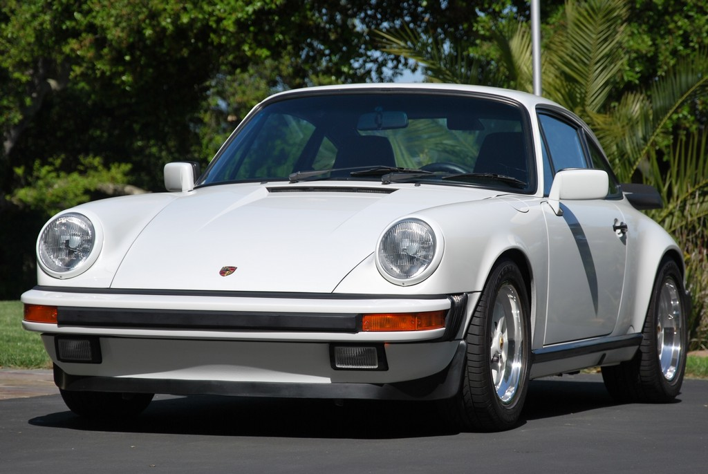 1988 Porsche Carrera 3.2 Coupe For Sale « The Motoring Enthusiast on ford explorer rotors, bmw m3 rotors, toyota tundra rotors,