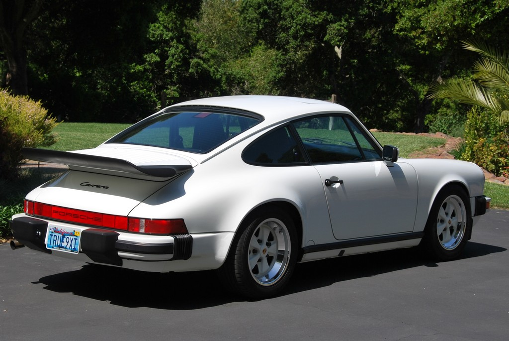1988 Porsche Carrera 3.2 Coupe for sale
