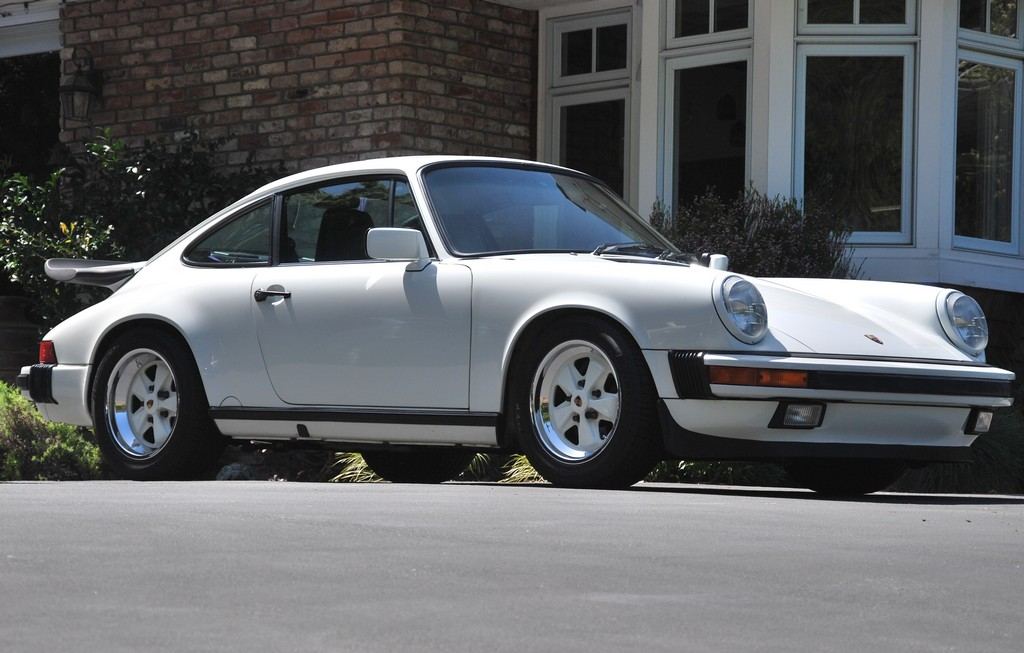 1988 Porsche Carrera 3.2 Coupe G50 For Sale