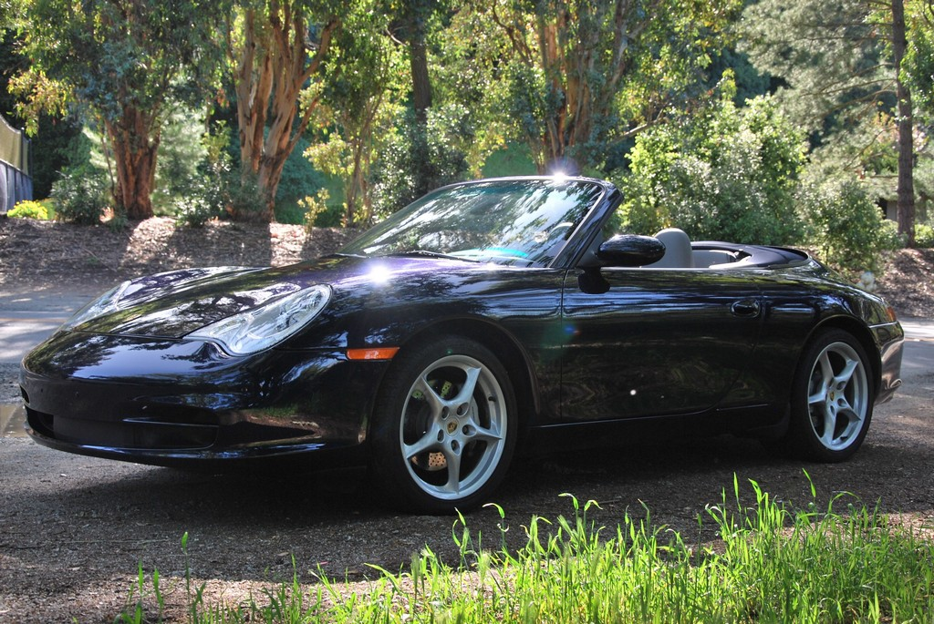 2003 Porsche Carrera 4 Cabriolet For Sale 171 The Motoring