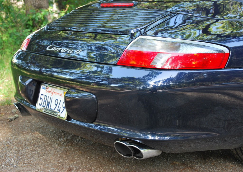 2003 Porsche Carrera 4 Cabriolet for sale