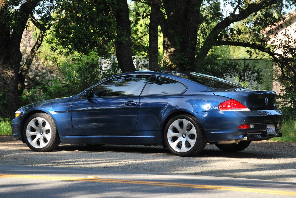 2005 BMW 645ci Coupe E63 for sale