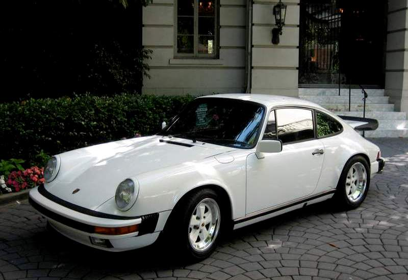 1988 Porsche Carrera 3.2 for sale