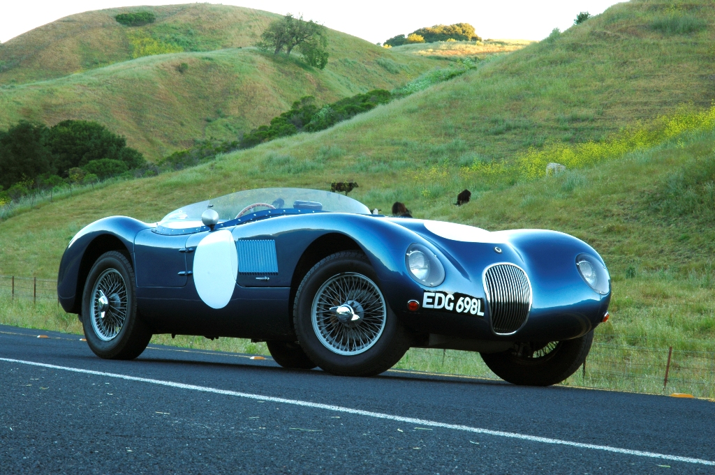 1952 Jaguar C-Type Proteus Replica for sale