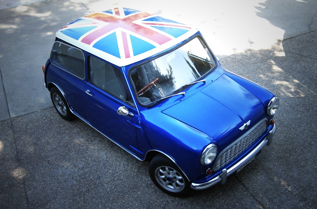 1961 Austin Mini for sale