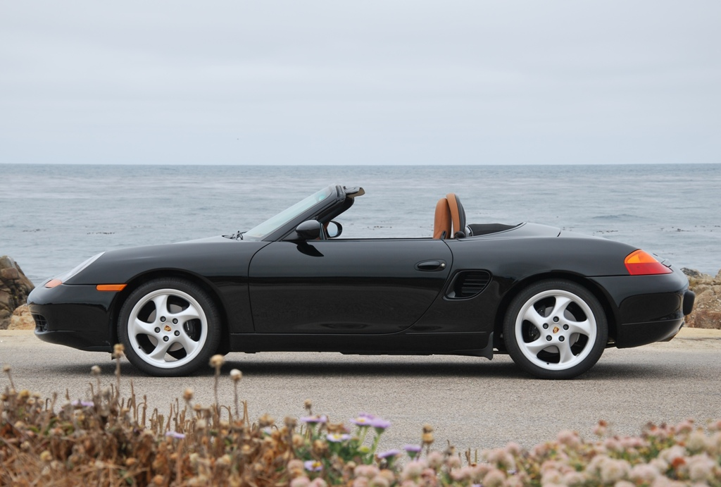 2001 Porsche Boxster 986 for sale