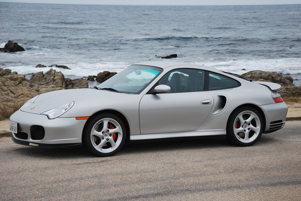 2001 Porsche 996 Twin Turbo Coupe for sale
