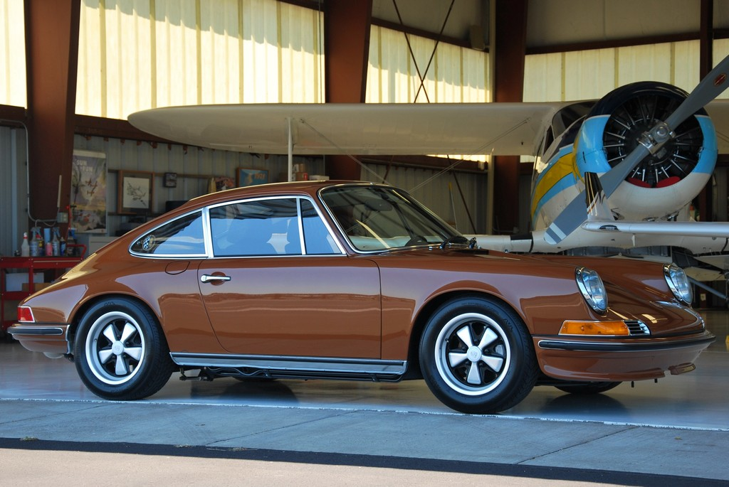 1972 Porsche 911T Coupe For Sale