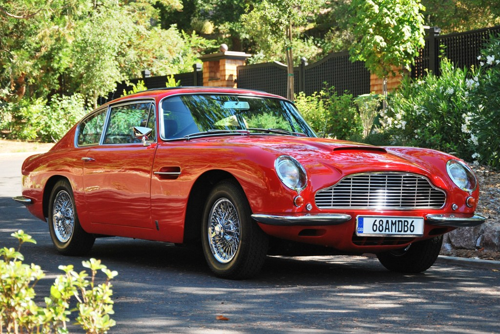 1968 Aston Martin DB6 Coupe for sale