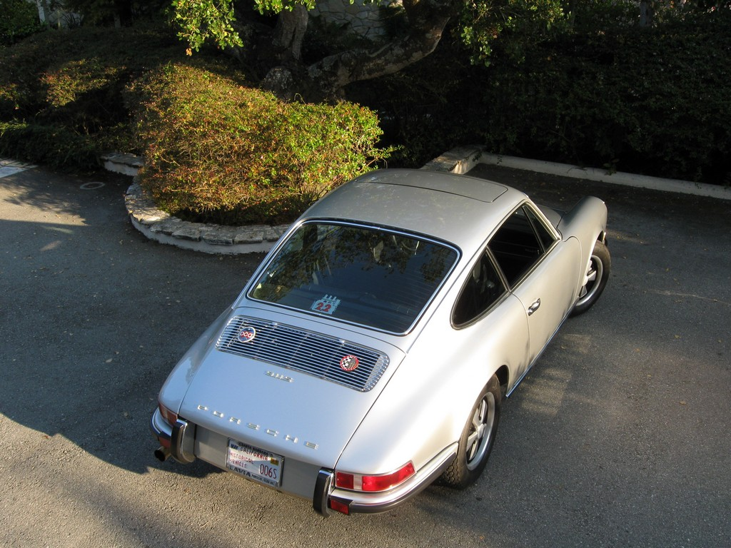 1970 Porsche 911s For Sale At The Motoring Enthusiast 930 Fuse Box Vehicle Photos