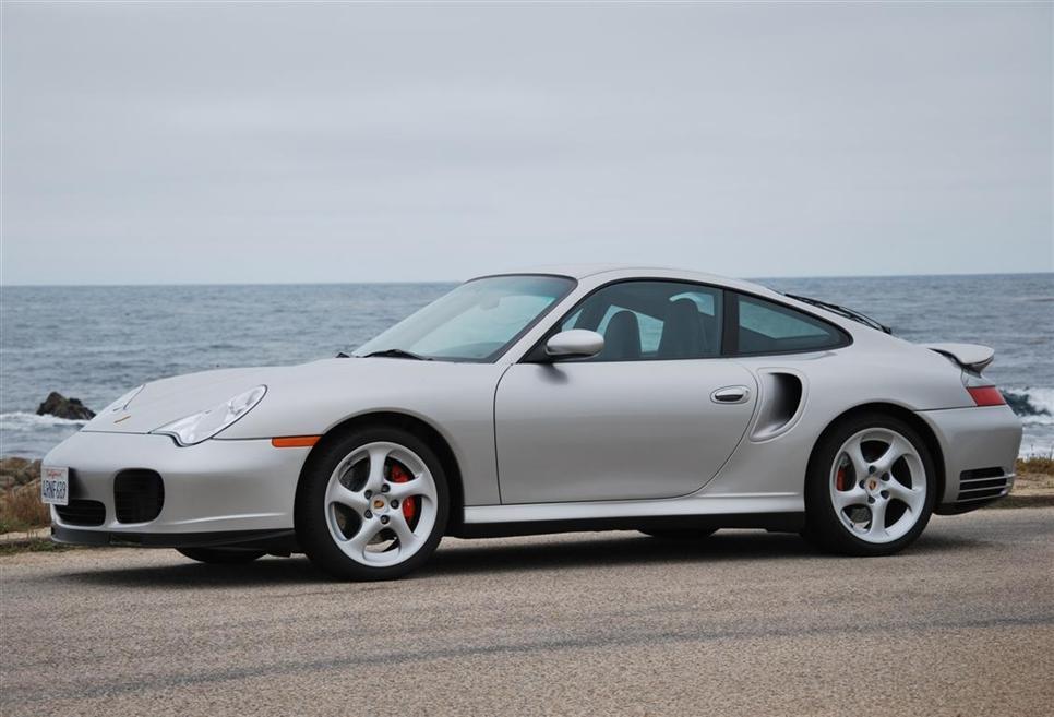 2001 Porsche Turbo tiptronic For Sale
