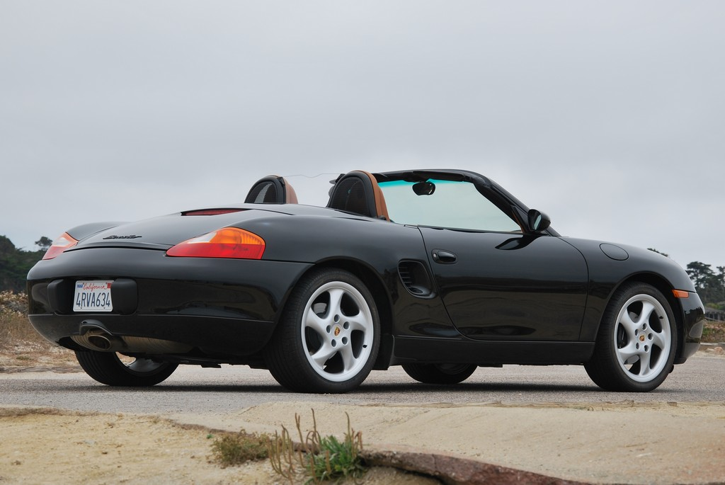 2001 porsche boxster for sale  u00ab the motoring enthusiast