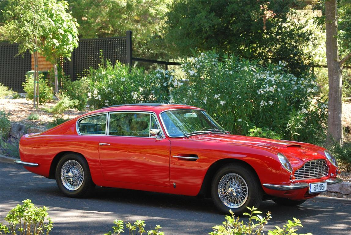 1968 Aston Martin Db6 For Sale At The Motoring Enthusiast The Motoring Enthusiast