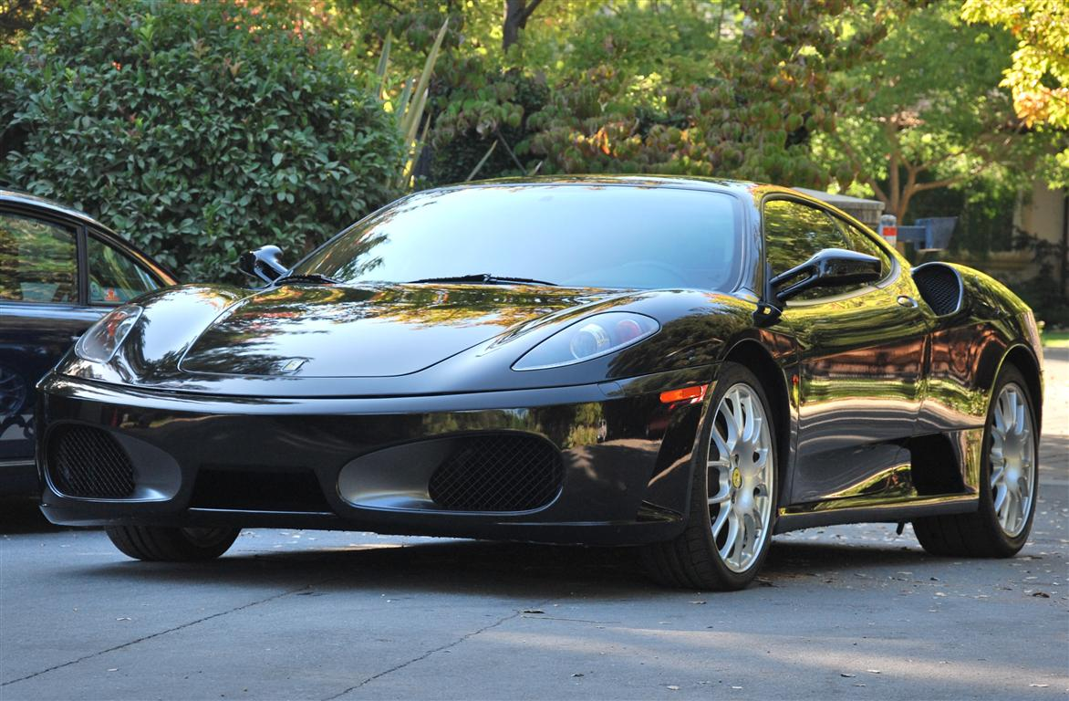 2006 Ferrari F430 Coupe 6-speed For Sale