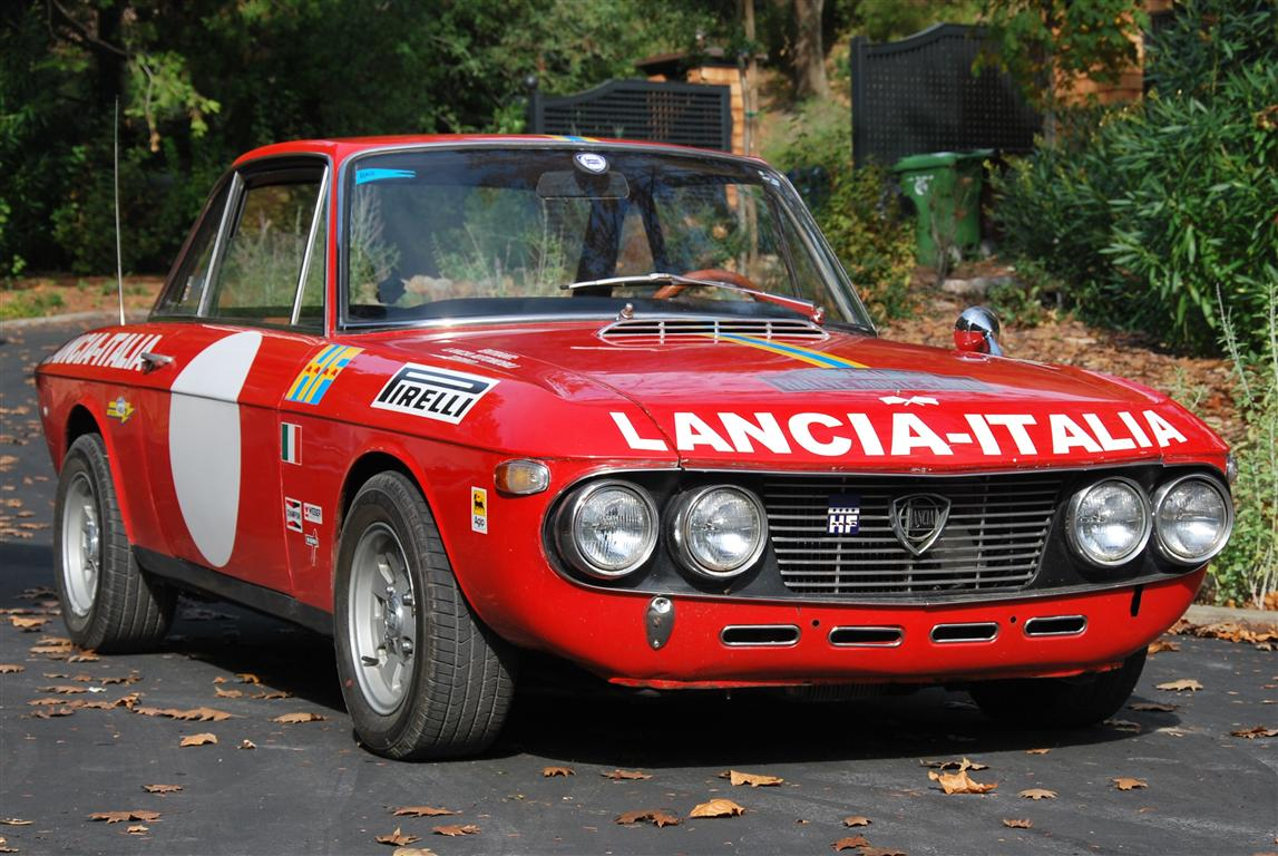 1968 Lancia Fulvia Rallye 1.3 Coupe For Sale « The Motoring Enthusiast