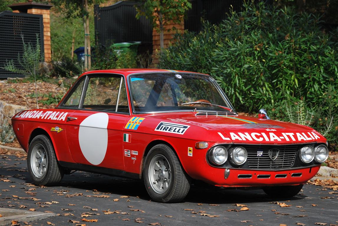 1968 Lancia Fulvia Rallye 1.3 Coupe for sale